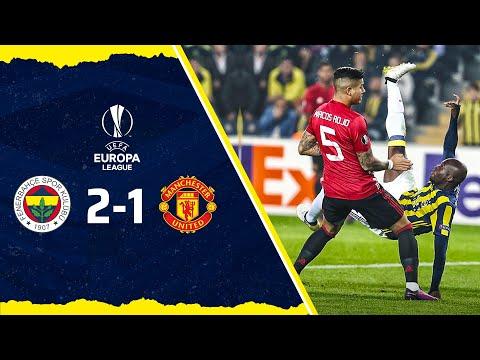MAÇ ÖZETİ: Fenerbahçe 2-1 Manchester United