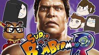 WWE Legends of Wrestlemania | Super Bomberman R | CASUAL FRIDAY | Stream Four Star