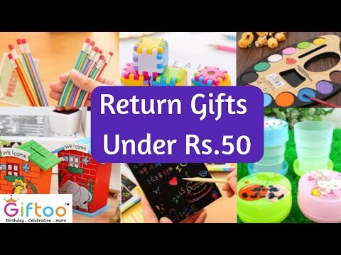 Return Gift For Kids Birthday Party At Best Price Giftoo