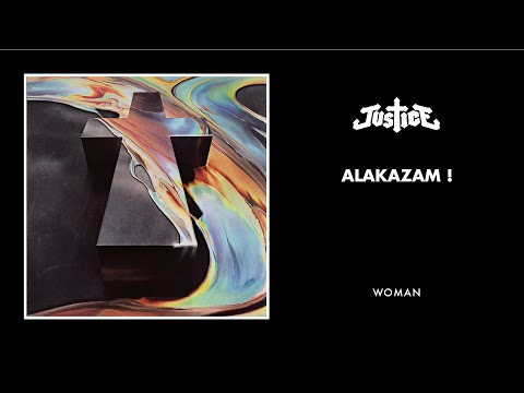JUSTICE - ALAKAZAM ! (Official Audio)