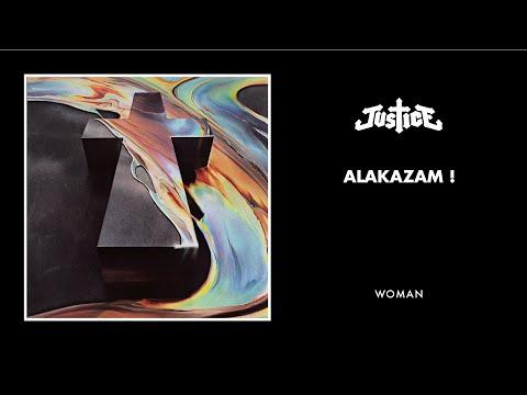 JUSTICE - ALAKAZAM ! (Official Audio)