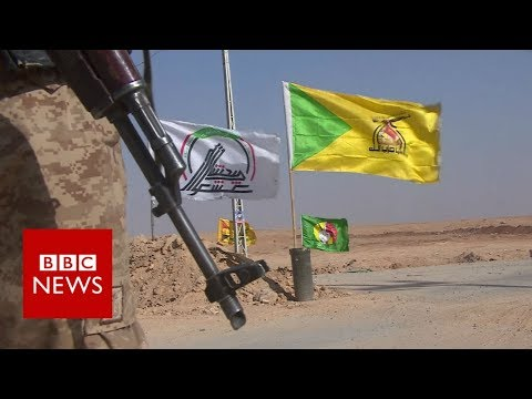 Inside Albu Kamal: Will the collapse of IS in Syria strengthen the Iranian influence? - BBC News