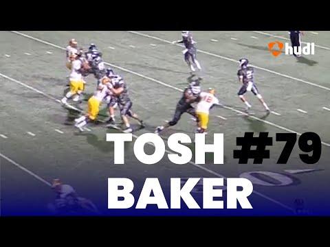 Tosh Baker   Pinnacle Football   Ultimate Junior Highlights - YouTube