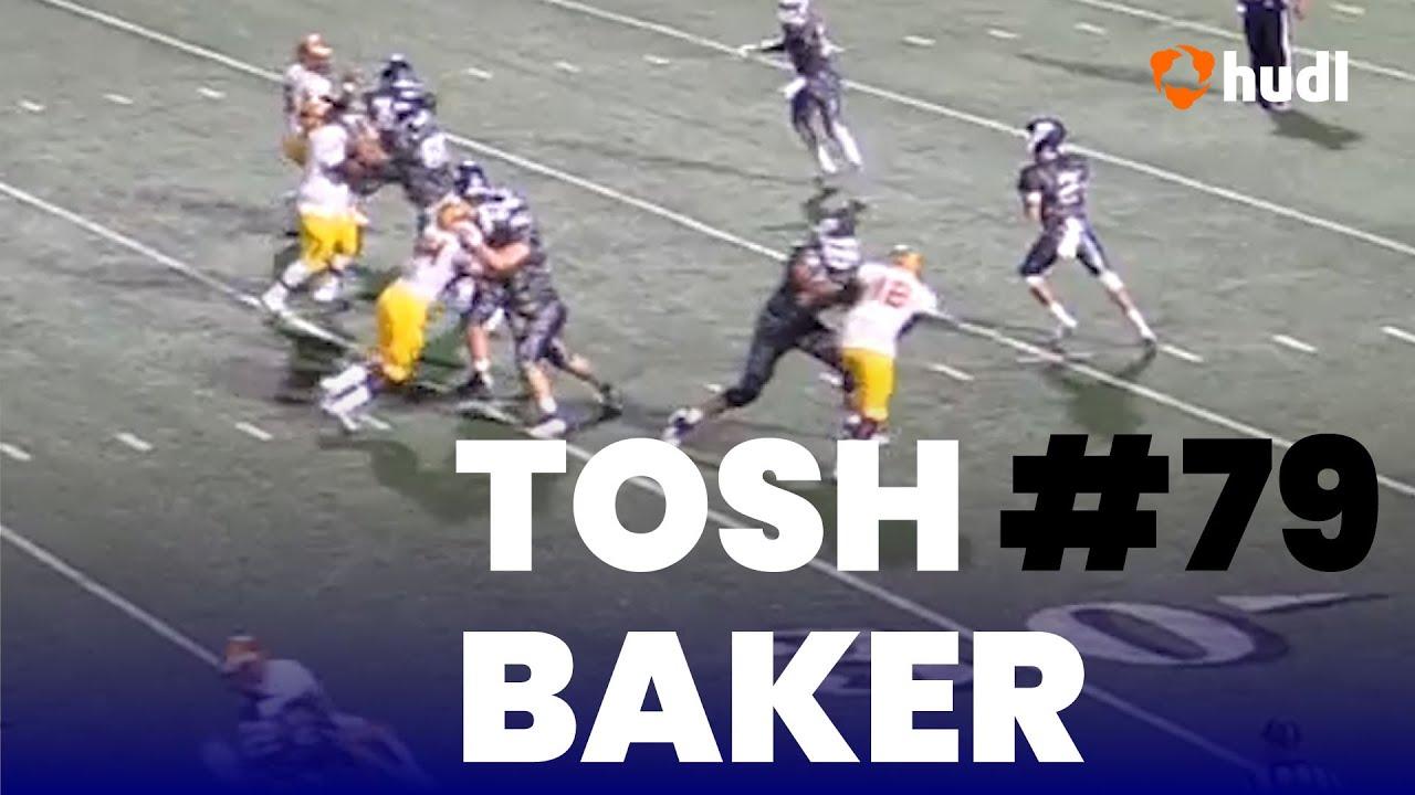 Tosh Baker   Pinnacle Football   Ultimate Junior Highlights