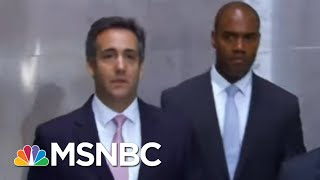 Buzzfeed News: Docs & Emails Show Donald Trump Told Cohen To Lie To Congress | The 11th Hour | MSNBC