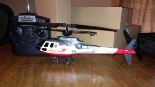Silverlit Eurocopter ECUREUIL AS350 - Maiden Flight