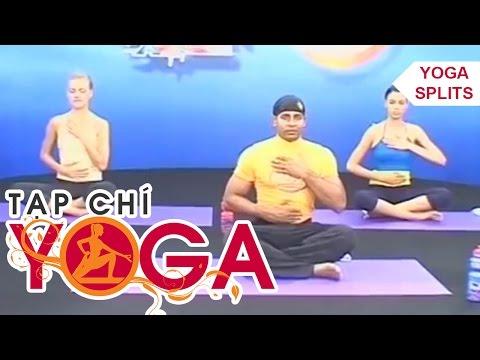 Bài tập Yoga với kỹ thuật hít thở tốt cho tim mạnh và hệ thần kinh - Tạp chí Yoga