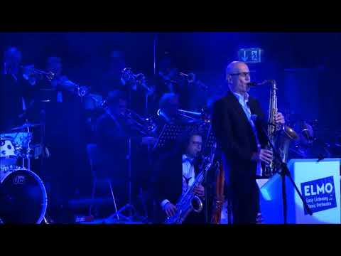 The Pink Panther Theme  Henry Mancini ELMO Bigband  feat Norbert Nagel