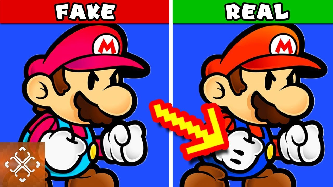 10 Super Mario Rip Offs That Got What They Deserved - YouTube