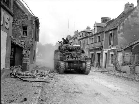 Interview with WWII Veteran Tank Commander David Render