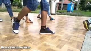 black shadow crew in kanpur dance choreographer kunal