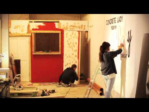 Damien Dempsey and Maser - They Are Us project