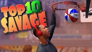 TOP 10 Most SAVAGE Playground PLAYS Of The Week - NBA 2K18 Highlights