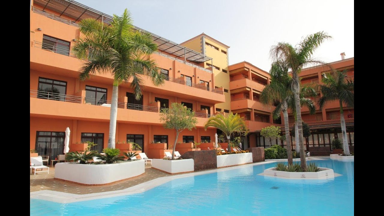 hotel melia jardines del teide costa adeje tenerife