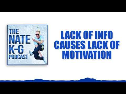 Lack Of Information Causes Lack Of Motivation
