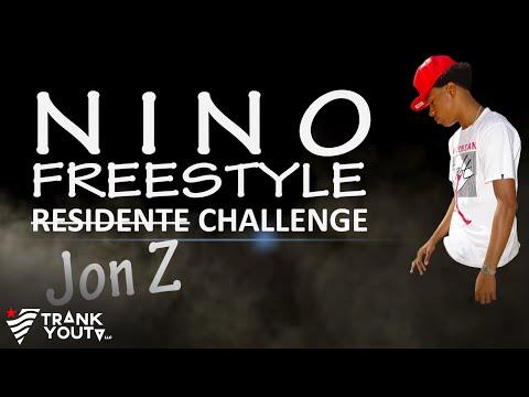 Nino Freestyle - Jon Z Challenge (Nuevo Record MUNDIAL LATINO 2114 Palabras)