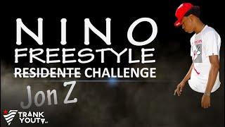 Nino Freestyle - Jon Z Challenge (Nuevo Record MUNDIAL 2114 Palabras)