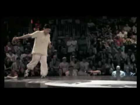 Lilou vs. Hong 10 - Red Bull BC One 2005 - DVD High Quality