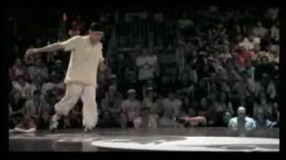 Lilou vs. Hong 10 - Red Bull BC One 2005 - DVD High Quality