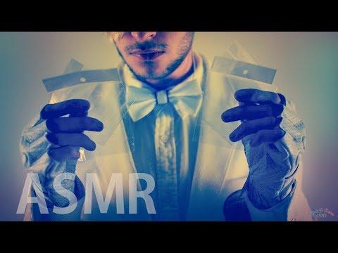 [ASMR] 8 Crinkly Triggering Items - ENGLISH Whispering