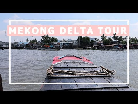 Our Experience With A Tour Group To The Mekong Delta | VietFun Travel | Vietnam