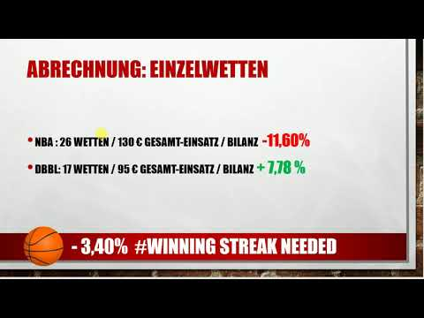 Video Basketball wetten
