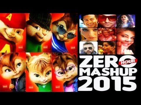 ZERO HOUR MASHUP 2015 | Best of Bollywood | DJ Kiran Kamath♥‿♥ChipmunkVersion♥‿♥