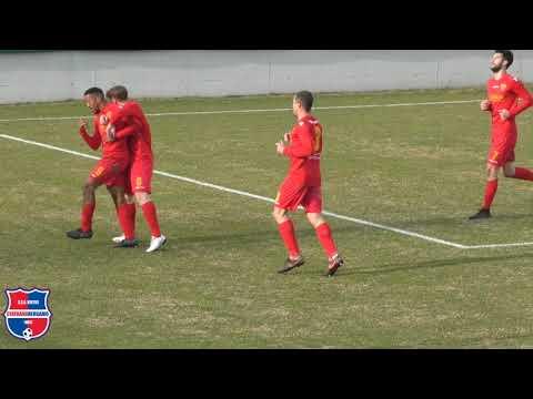 Scanzorosciate-Virtus Ciserano Bergamo 3-0, 23° giornata girone B Serie D 2019/2020