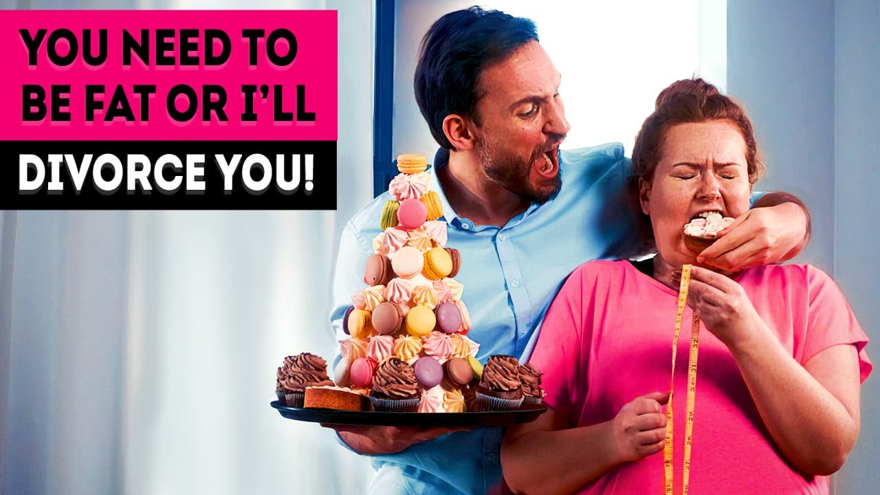 Download Husband forced me to get fat so he would like me