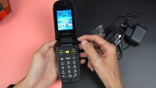 Đây là điện thoại nắp gập 2019 bền bỉ chuẩn quân đội !!!
