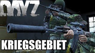 DayZ Standalone - Kriegsgebiet | DayZ Standalone Gameplay German Deutsch