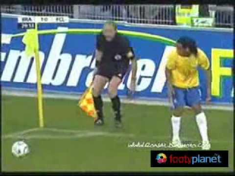 Dunga vs Ronaldinho World Cup 2010