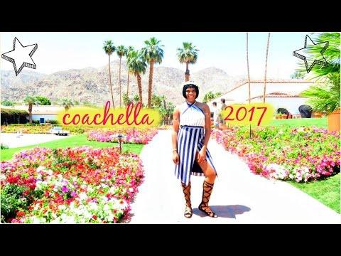 Coachella Vlog 2017 (LadyGaGa, Future, DJ Khaled, Lorde, e.t.c)