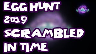 ROBLOX 2019 EASTER EGG HUNT: SCRAMBLED IN TIME RELEASE