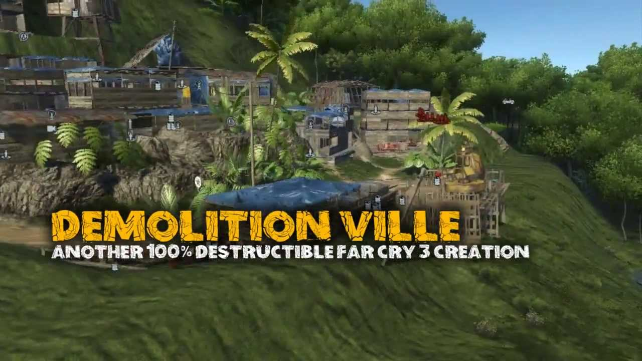 How to build DESTRUCTIBLE BUILDINGS in the Far Cry 3 Map Editor -  Map Editor Far Cry on evolve map editor, sleeping dogs, max payne 3, far cry 2 zombie mod, fallout map editor, far cry island, far cry 2, aliens: colonial marines, far cry 1 map, terraria map editor, gran turismo 6 map editor, portal map editor, original far cry map editor, gta 5 map editor, the elder scrolls v: skyrim, far cry hantu, far cry 4 level editor, counter-strike: global offensive, far cry instincts, far cry gameplay, red dead redemption, far cry 4 map, far cry 2 editor, far cry pc game, mass effect 3, tomb raider, bioshock infinite, assassin's creed, grand theft auto v, far cry 2 interactive map, far cry 4 ai war, far cry 2 maps printable,
