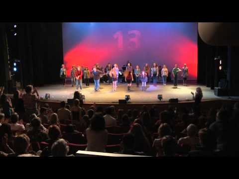 Brand New You, 13 the Musical