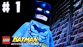 LEGO BATMAN : BEYOND GOTHAM - NOS ESGOTOS  / PARTE 1 ( GAMEPLAY ANDROID )