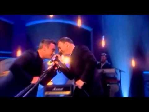 Robbie Williams & Gary Barlow - Forever Love (instrumental)
