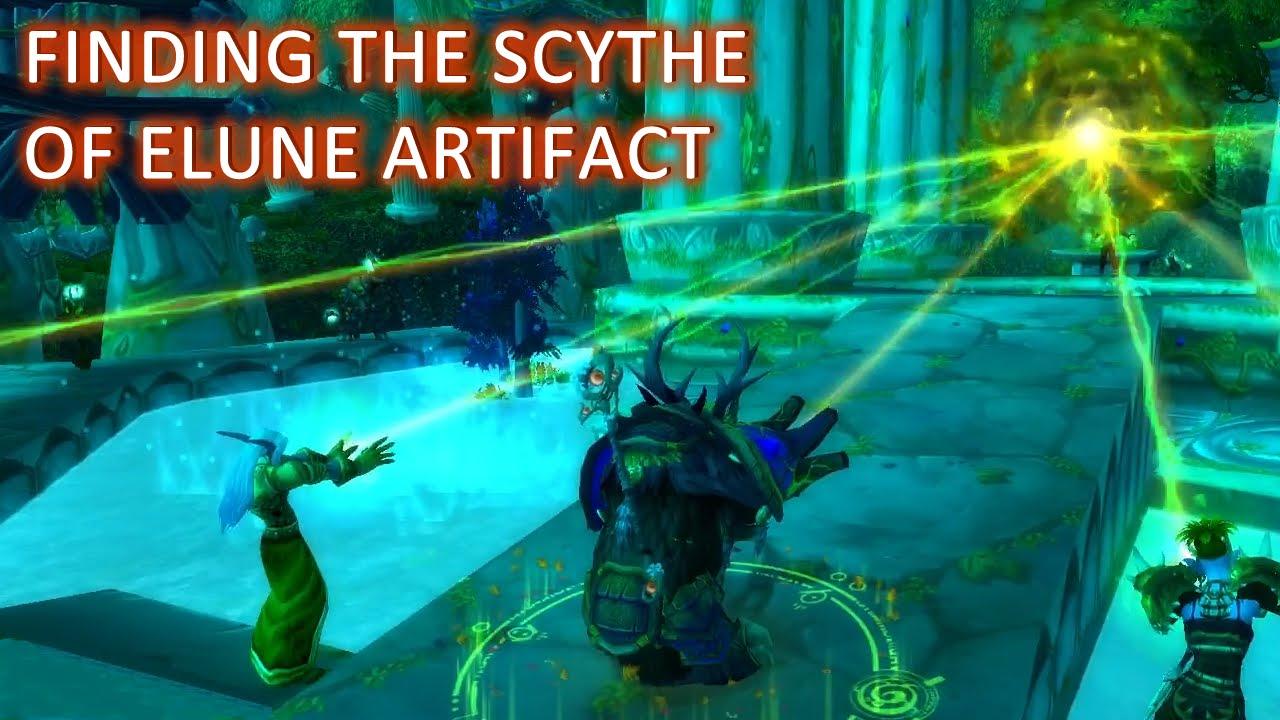 how to get balance druid hidden artifact skin