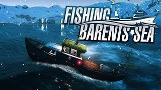 WERKEN OP EEN VISSERSBOOT | Fishing Barents Sea Simulator