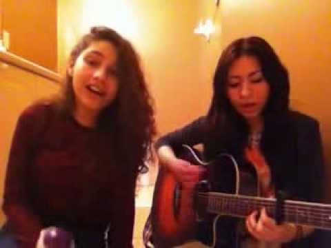Alessia & Corina - MAGIC! - Rude (Cover)