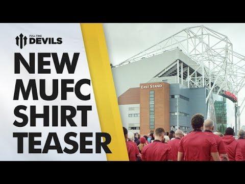 New MUFC Shirt Teaser Video   Chevrolet - Manchester United