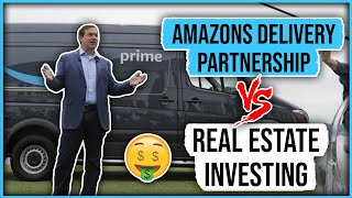 Make $300k/Year With Amazon's Delivery Service Partner? A Real Estate Investor's Perspective