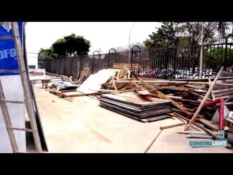 Light Steel Frame Construction in Brasilia, Brazil (English)