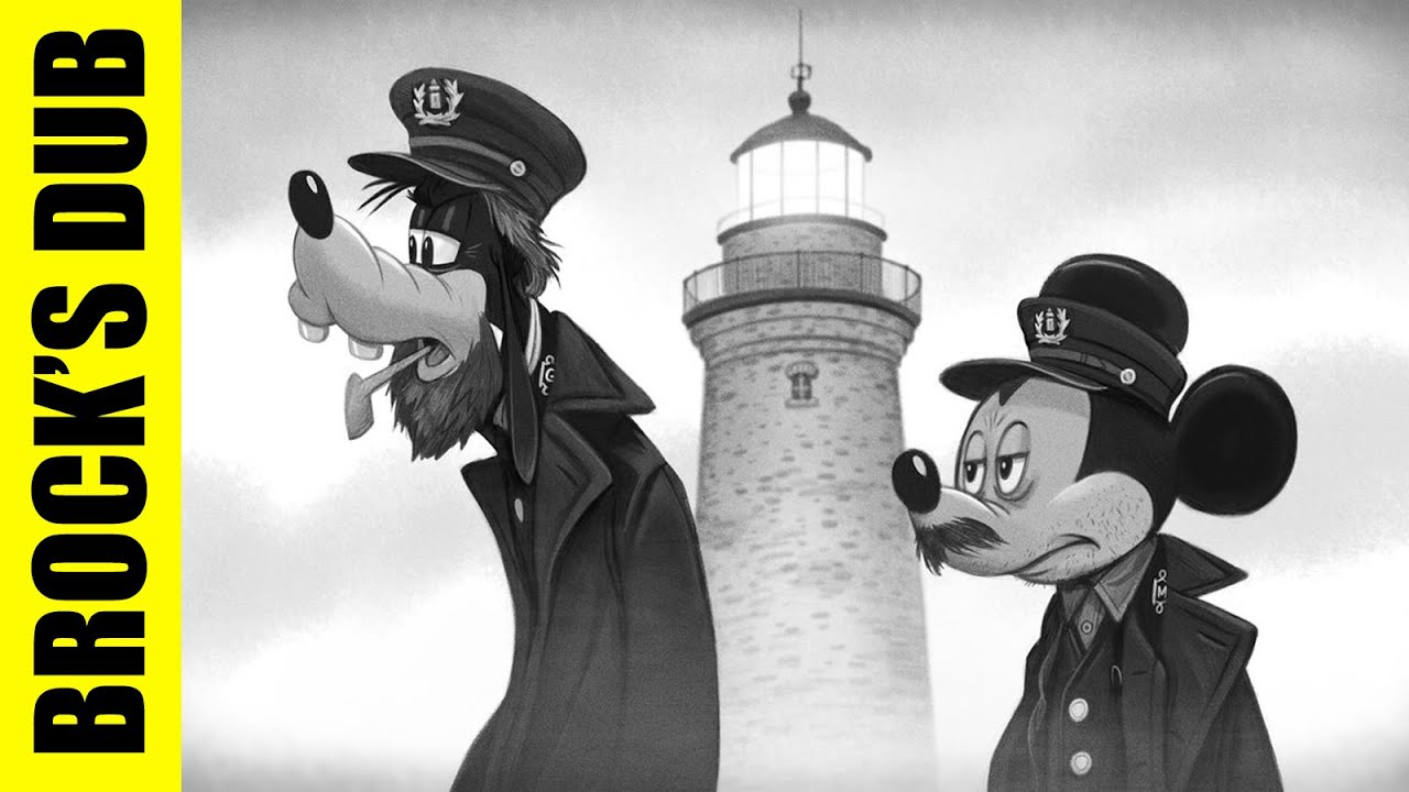 """""""The Lighthouse"""" but it's Mickey Mouse and Goofy (Brock's Dub)"""