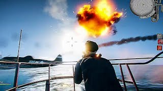 UBOAT - Official Gameplay Demo (New Simulator WW2 Game 2019)