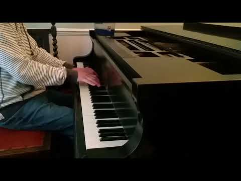 Paper Planes - Hoseah Partsch Piano Cover (by ear)
