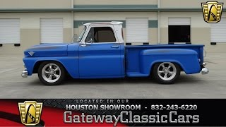 1966 GMC C10 - #265 - Gateway Classic Cars of Houston