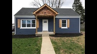 Cape Cod Renovation - Southland - Lexington Kentucky Real Estate Show #182