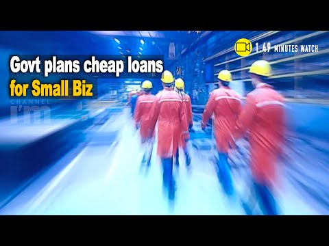 government-plans-for-low-cost-loans-&-free-accidental-insurance-for-small-businesses-|channeliam.com